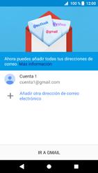 Sony Xperia XZ1 - E-mail - Configurar Gmail - Paso 15