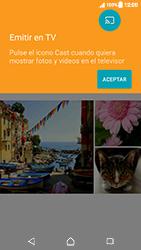 Sony Xperia XZ (F8331) - Bluetooth - Transferir archivos a través de Bluetooth - Paso 5