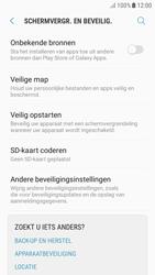 Samsung Galaxy J3 (2017) (SM-J330F) - Beveiliging en ouderlijk toezicht - Hoe wijzig ik mijn SIM PIN-code - Stap 5