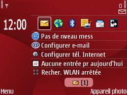 Nokia E63 - Internet - Configuration automatique - Étape 3
