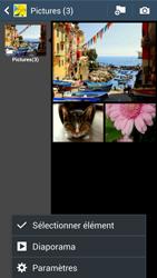 Samsung Galaxy S4 - Photos, vidéos, musique - Envoyer une photo via Bluetooth - Étape 6
