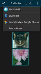 Wiko Rainbow Lite 4G - Photos, vidéos, musique - Envoyer une photo via Bluetooth - Étape 9