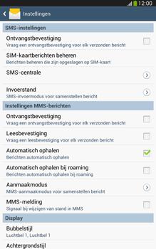Samsung T315 Galaxy Tab 3 8-0 LTE - MMS - probleem met ontvangen - Stap 8