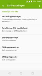 Wiko U-Feel Lite - SMS - Handmatig instellen - Stap 7
