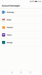Huawei P10 - Android Oreo - E-mail - Handmatig instellen - Stap 6