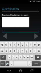 Sony Xperia Z3 - Aplicaciones - Tienda de aplicaciones - Paso 16