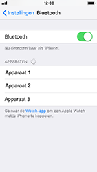 Apple iPhone SE - iOS 12 - Bluetooth - koppelen met ander apparaat - Stap 7