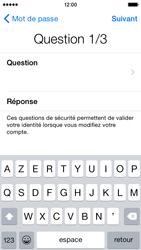 Apple iPhone 5c (iOS 8) - Premiers pas - Créer un compte - Étape 23
