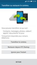 HTC Desire 626 - Premiers pas - Créer un compte - Étape 30