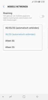 Samsung Galaxy S9 - 4G instellen  - Toestel instellen voor 4G - Stap 7