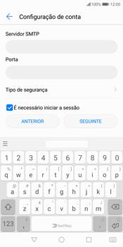 Huawei P Smart - Email - Configurar a conta de Email -  14