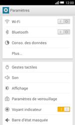 Alcatel Pop S3 (OT-5050X) - Réseau - utilisation à l'étranger - Étape 7