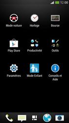 HTC One Mini - Internet - Utilisation à l