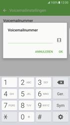 Samsung Galaxy S7 Edge G935 - Voicemail - Handmatig instellen - Stap 8