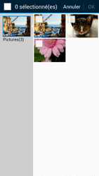 Samsung G530FZ Galaxy Grand Prime - E-mail - envoyer un e-mail - Étape 14