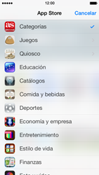 Apple iPhone 5s - Aplicaciones - Descargar aplicaciones - Paso 5