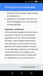 Huawei Huawei Y5 II - Applicaties - Account aanmaken - Stap 14