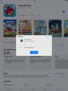 Apple iPad Pro 12.9 - iOS 11 - Applicaties - Downloaden - Stap 12