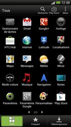 HTC One S - Internet et connexion - Accéder au réseau Wi-Fi - Étape 3