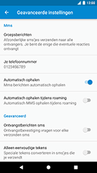 Google Pixel - MMS - probleem met ontvangen - Stap 9