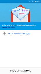 Samsung Galaxy S7 - Android Oreo - E-mail - handmatig instellen (gmail) - Stap 6