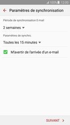 Samsung J500F Galaxy J5 - E-mail - Configuration manuelle (yahoo) - Étape 7