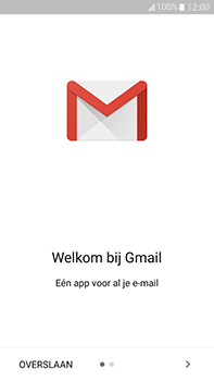 Samsung J710 Samsung Galaxy J7 (2016) - E-mail - handmatig instellen (gmail) - Stap 5