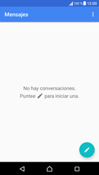 Sony Xperia X - Mensajería - Escribir y enviar un mensaje multimedia - Paso 5