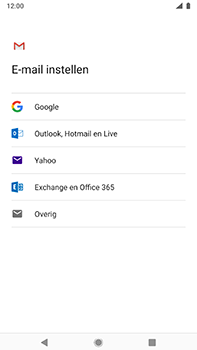 Nokia 8-sirocco-ta-1005-android-pie - E-mail - Account instellen (POP3 met SMTP-verificatie) - Stap 7