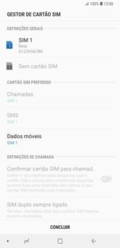 Samsung Galaxy Note9 - Primeiros passos - Como ligar o telemóvel pela primeira vez -  22
