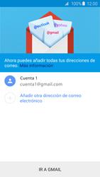 Samsung Galaxy S6 - E-mail - Configurar Gmail - Paso 16