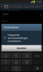 Samsung Galaxy Core (I8260) - E-mail - Account instellen (IMAP zonder SMTP-verificatie) - Stap 15