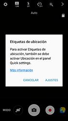 Samsung Galaxy J5 (2016) - Funciones básicas - Uso de la camára - Paso 5