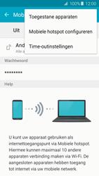 Samsung Galaxy A5 2016 (SM-A510F) - WiFi - Mobiele hotspot instellen - Stap 7