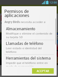 LG Optimus L3 II - Aplicaciones - Descargar aplicaciones - Paso 17