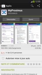 Samsung I9300 Galaxy S III - Applications - MyProximus - Étape 11