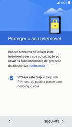 Alcatel Idol 4 VR - Primeiros passos - Como ligar o telemóvel pela primeira vez -  13