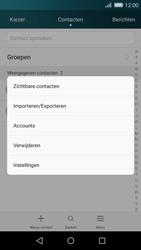 Huawei P8 Lite - Contactgegevens overzetten - delen via Bluetooth - Stap 4