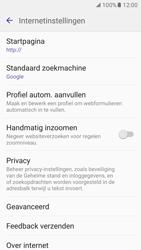 Samsung G930 Galaxy S7 - Internet - Handmatig instellen - Stap 26