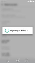 LG K10 2017 - Network - Usage across the border - Step 9