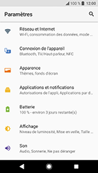 Sony Xperia XA2 - Internet et connexion - Désactiver la connexion Internet - Étape 4
