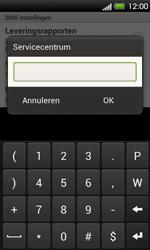 HTC T320e One V - SMS - Handmatig instellen - Stap 6