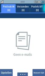 Samsung S7230E Wave TouchWiz - E-mail - Handmatig instellen - Stap 9