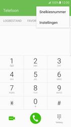 Samsung Galaxy S7 Edge G935 - Voicemail - Handmatig instellen - Stap 5