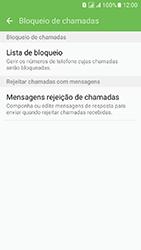 Samsung Galaxy J5 (2016) DualSim (J510) - Chamadas - Bloquear chamadas de um número -  7