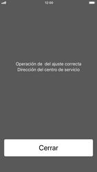 Apple iPhone 7 iOS 11 - Mensajería - Configurar el equipo para mensajes de texto - Paso 6