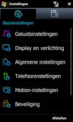Samsung B7610 Omnia Qwerty - Bluetooth - koppelen met ander apparaat - Stap 6