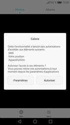 Huawei P9 - Photos, vidéos, musique - Envoyer une photo via Bluetooth - Étape 3