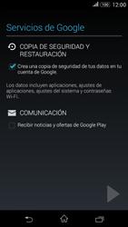 Sony Xperia E4g - E-mail - Configurar Gmail - Paso 13