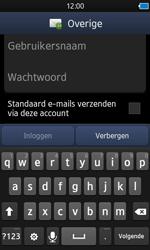 Samsung S8600 Wave 3 - E-mail - e-mail instellen: IMAP (aanbevolen) - Stap 7